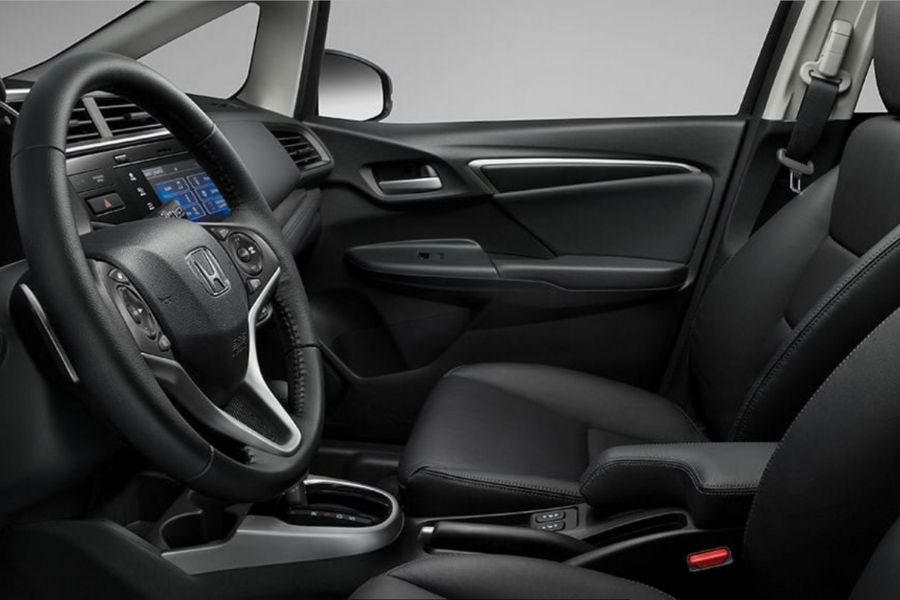 2019 Honda Fit Interior