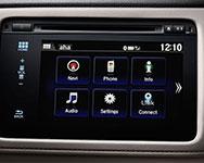 2017 Honda HR-V 7-Inch Touchscreen