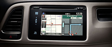 2017 Honda HR-V Navigation