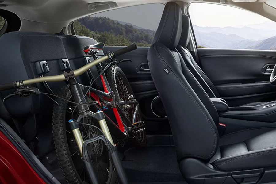 2019 Honda HR-V Cargo Room