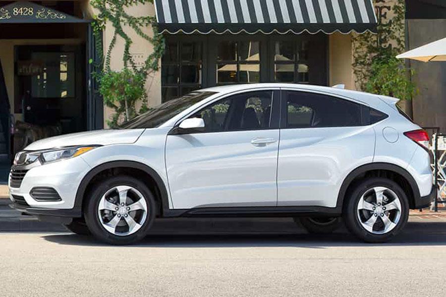 2019 Honda HR-V Exterior