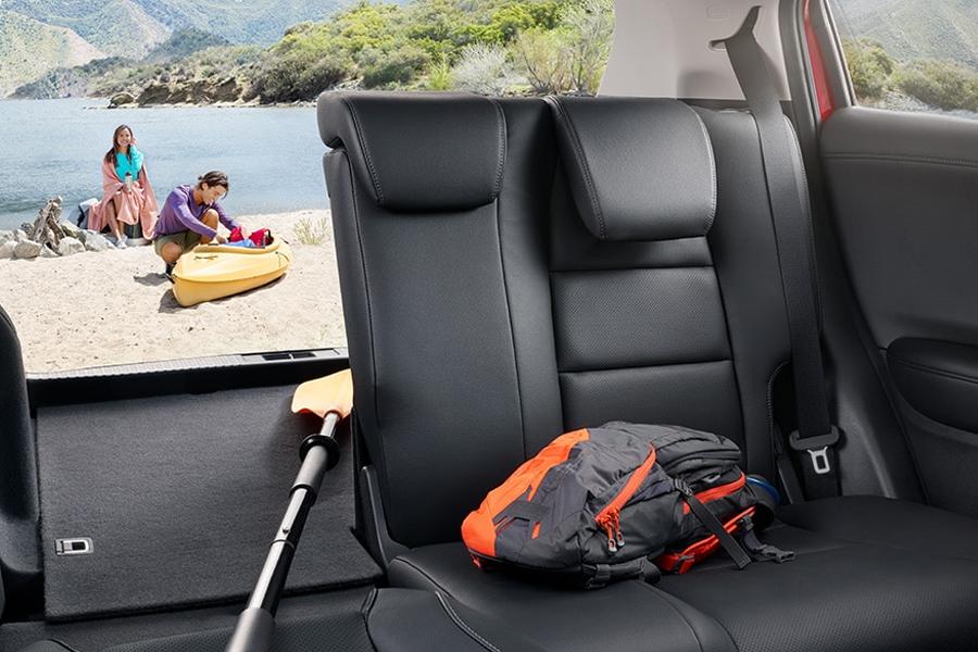 2020 Honda HR-V Storage