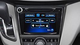 2016 Honda Odyssey Multi-Information Display