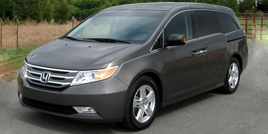 Used Honda Odyssey Gen 4