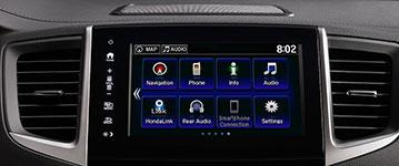 2017 Honda Pilot Apple CarPlay & Android Auto