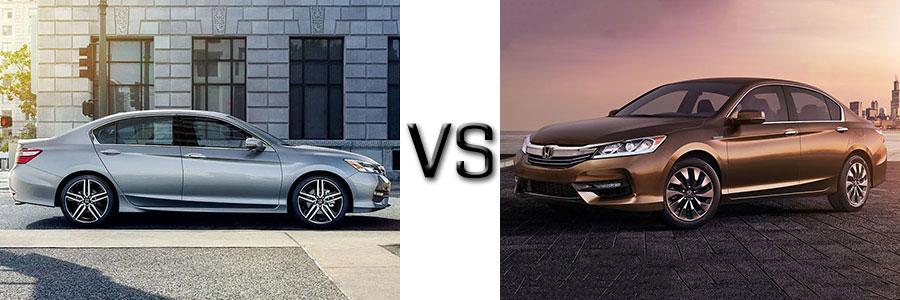 accord vs accord hybrid