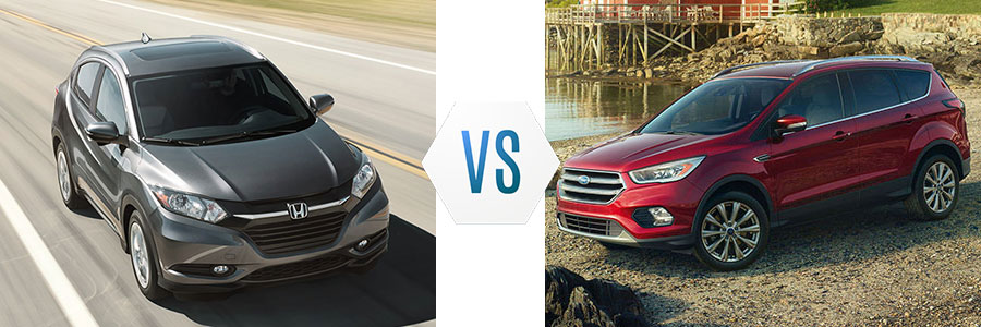 2017 honda cr v vs ford escape