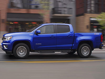 The Colorado Puts Its Best Face Forward In This Category With A Max Tow Rating Of 7 700 Pounds It S Right Choice For Drivers Especially Heavy