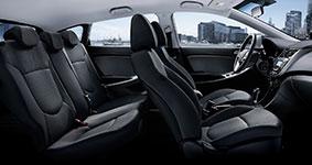 2016 Hyundai Accent Interior Extravagance