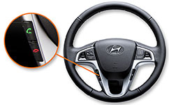 2016 Hyundai Accent Versatile Infotainment Options