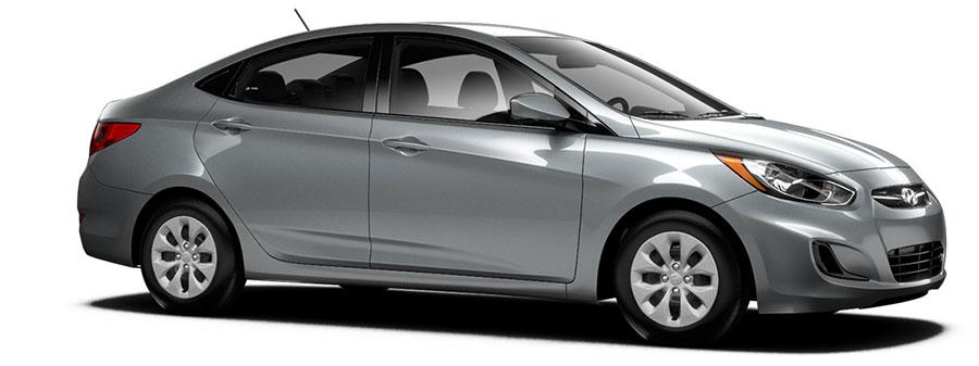 2016 Hyundai Accent Sport