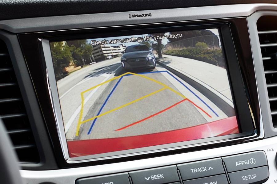 2021 Hyundai Accent Safety