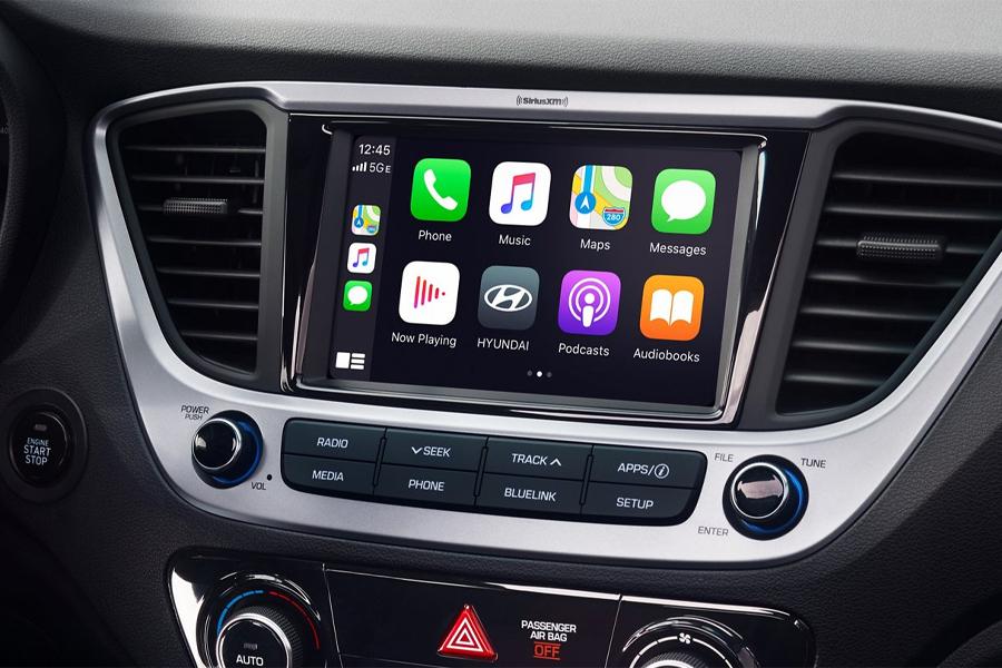 2021 Hyundai Accent Technology