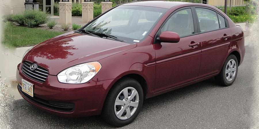 Used Hyundai Accent Gen 3
