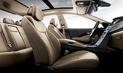 2016 Hyundai Azera Best-in-Class Interior Space