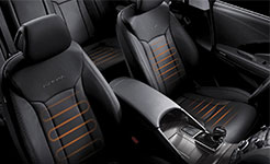 2017 Hyundai Azera Heated & Ventilated Front Seats
