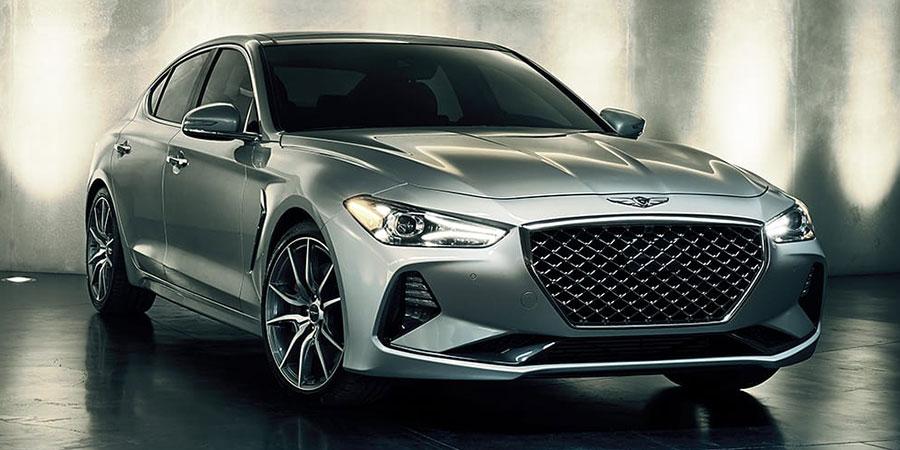 Used Hyundai Genesis G70