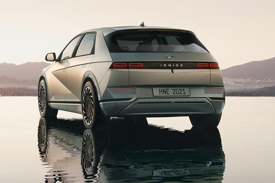 2022 Hyundai Ioniq 5 Exterior
