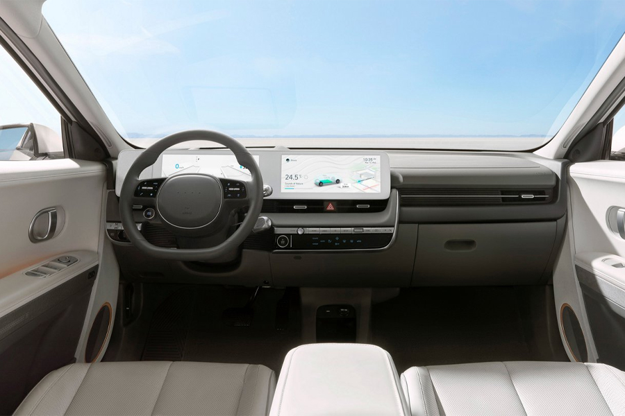 2022 Hyundai Ioniq 5 Technology
