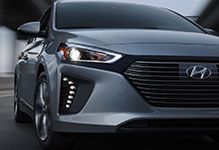 2017 Hyundai Ioniq Hybrid Dynamic Bending Light