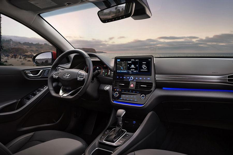 2020 Hyundai Ioniq Hybrid Interior