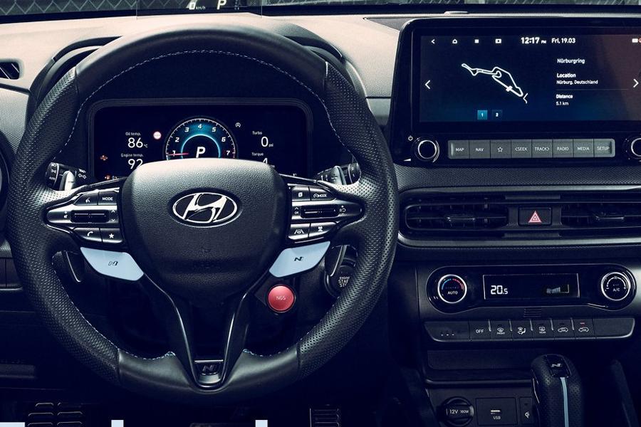2022 Hyundai Kona N Technology