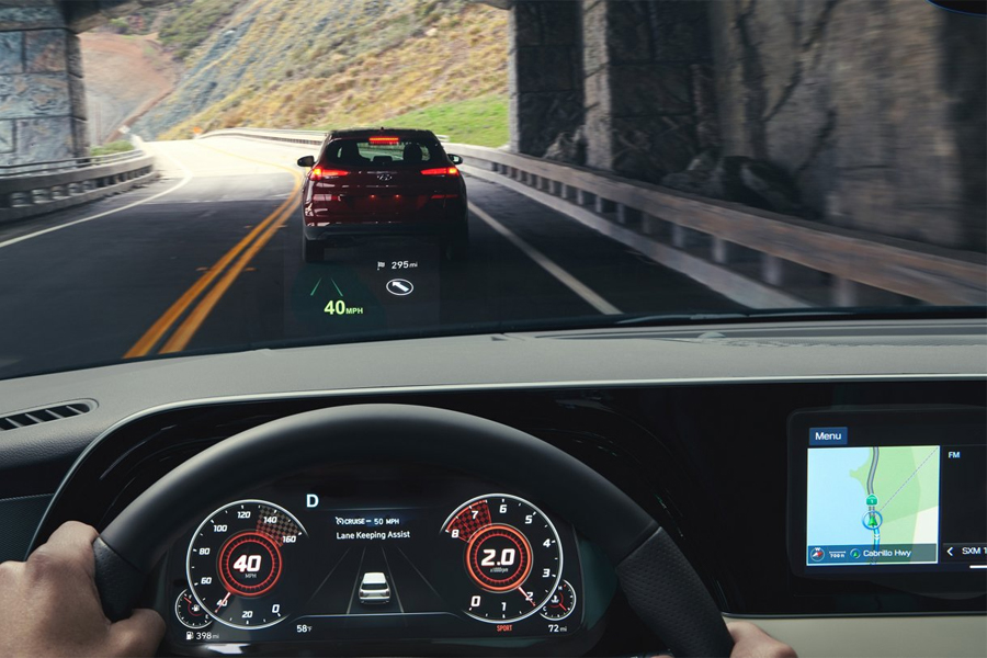 2021 Hyundai Palisade Technology