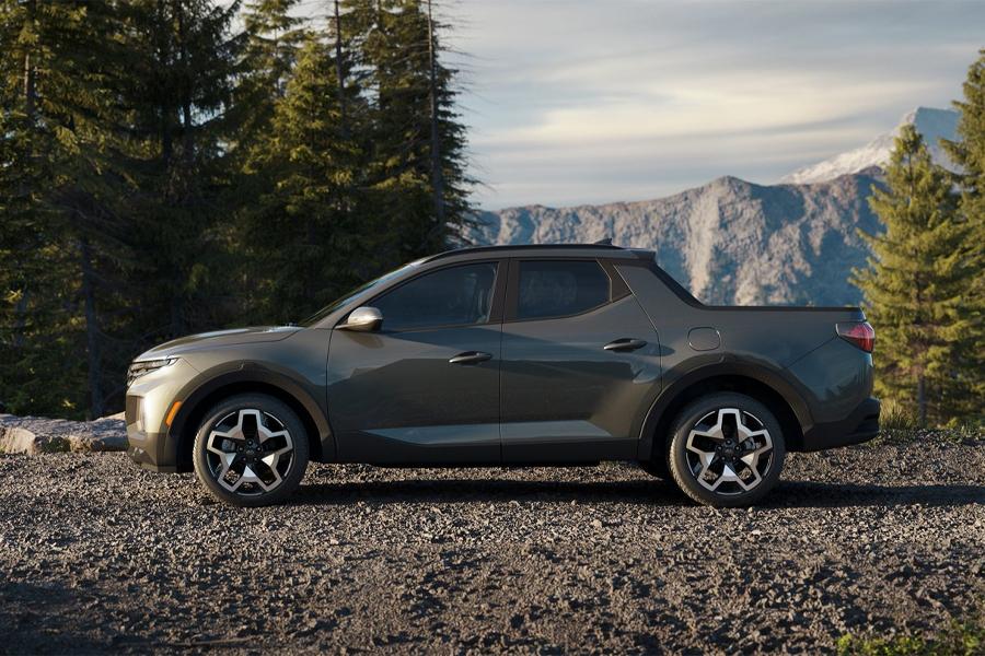 2022 Hyundai Santa Cruz Exterior
