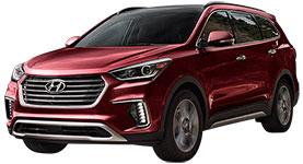 2017 Hyundai Santa-Fe Bold Design