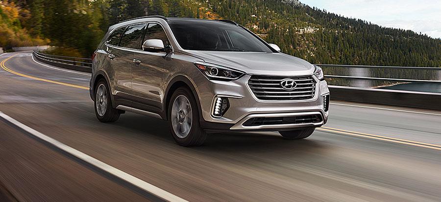 2017 Hyundai Santa-Fe