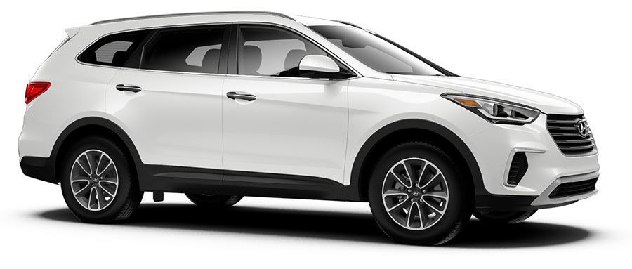 2017 Hyundai Santa-Fe Limited Ultimate