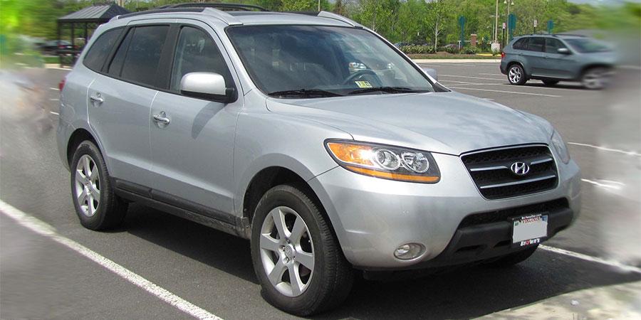 Used Hyundai Santa Fe Gen 2