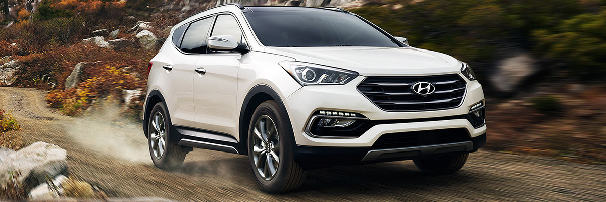 2019 Hyundai Santa Fe vs 2019 Ford Edge