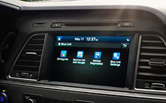2017 Hyundai Sonata Apple CarPlay & Android Auto