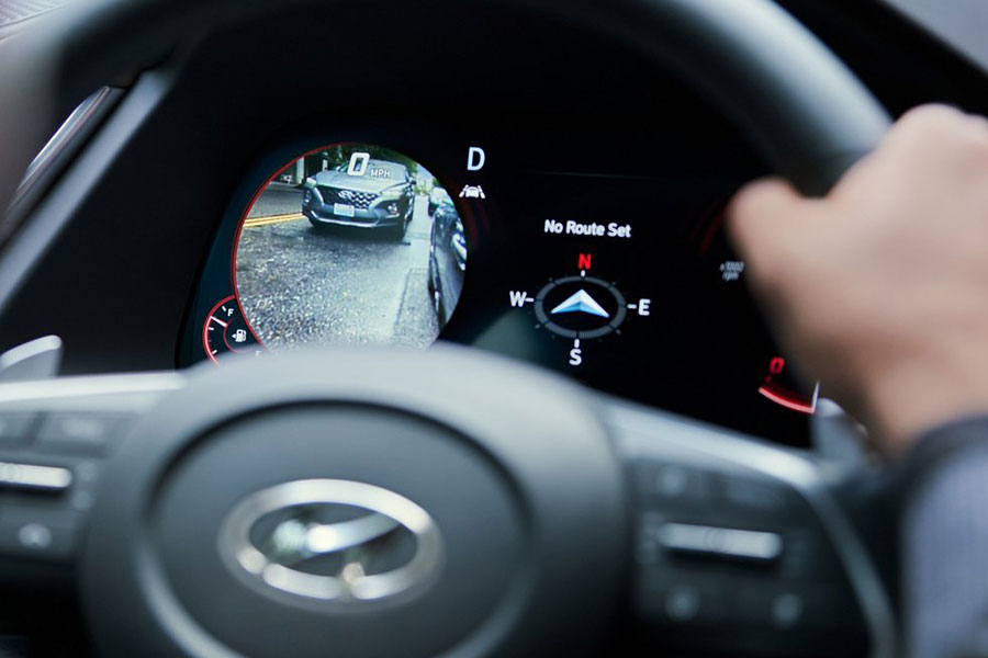 2020 Hyundai Sonata Safety
