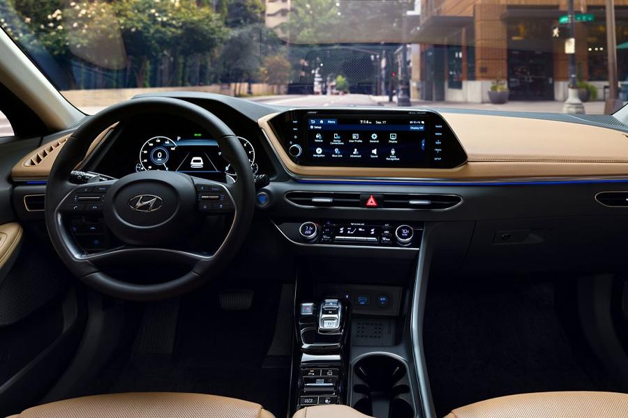 2021 Hyundai Sonata Technology