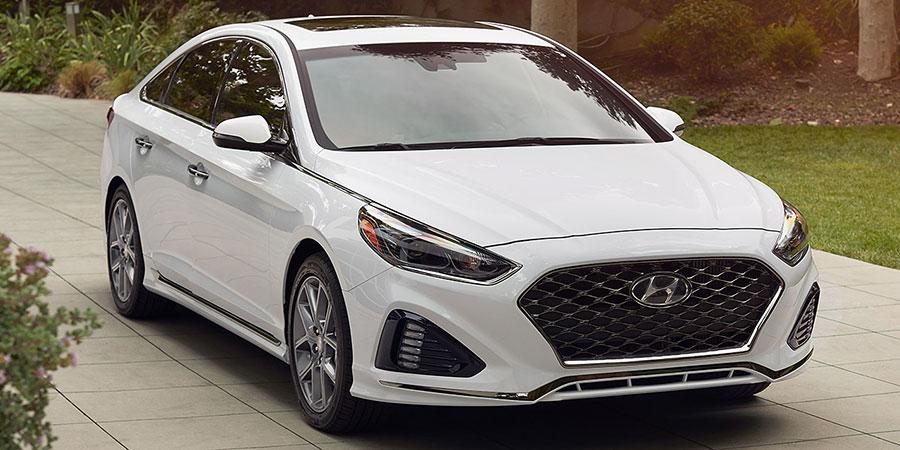 Used Hyundai Sonata Gen 6