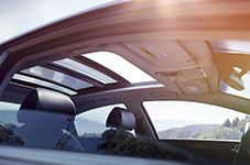 2017 Hyundai Sonata Hybrid Panoramic Sunroof