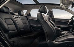 2016 Hyundai Tucson Spacious, Upscale Cabin