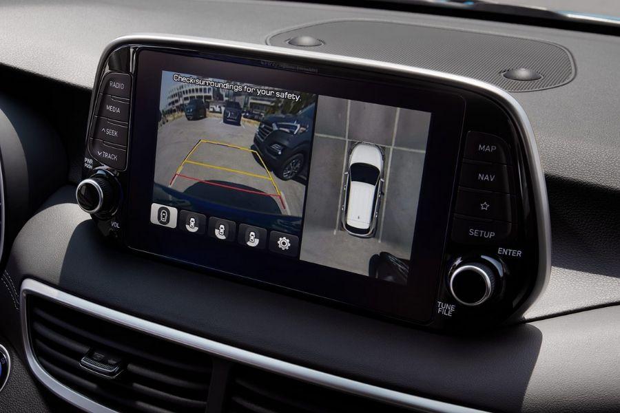 2020 Hyundai Tucson Safety