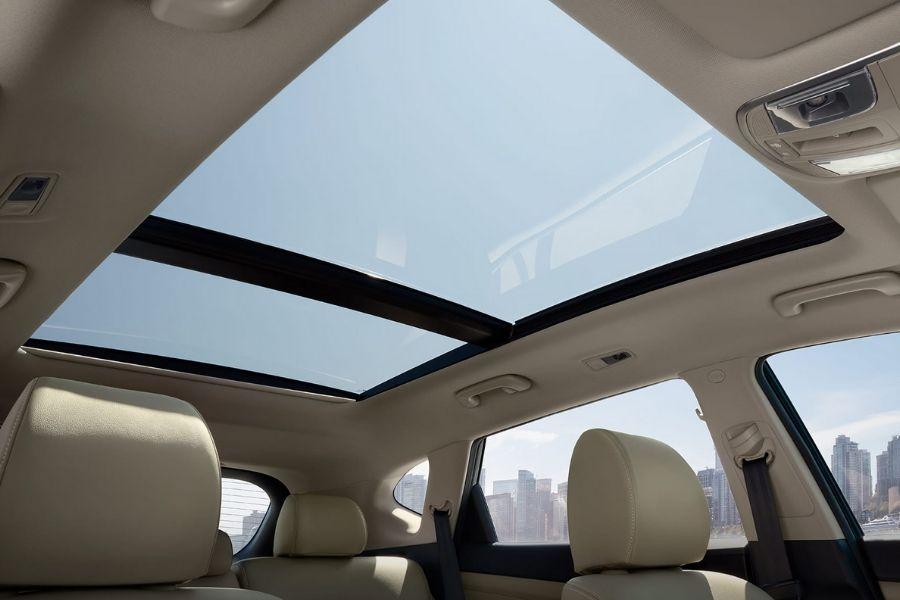 2020 Hyundai Tucson Sunroof