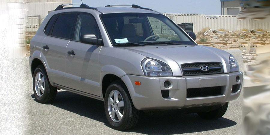 Used Hyundai Tucson Gen 1