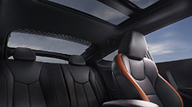 2016 Hyundai Veloster Roomy, Refined Cabin