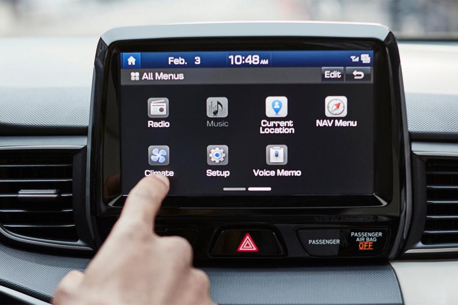 2021 Hyundai Veloster Technology