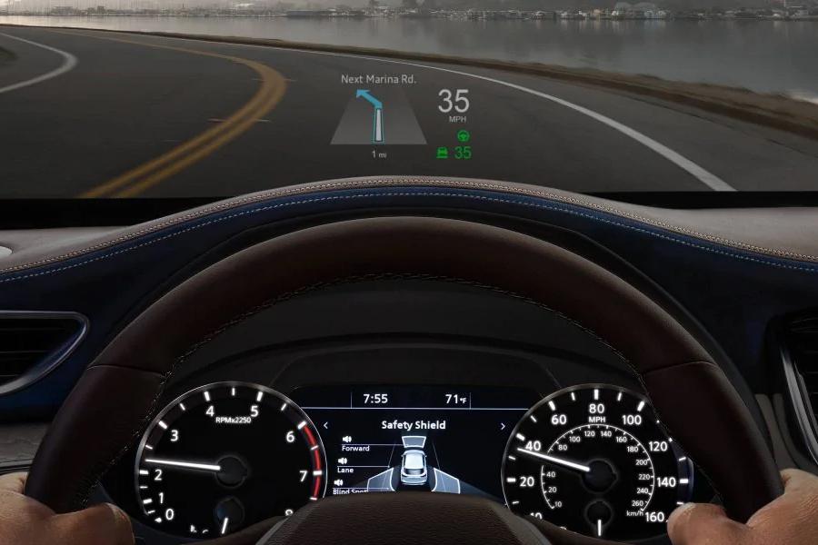 2021 Infiniti QX50 Technology