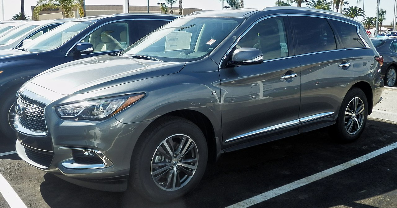Used Infiniti QX60 First Generation