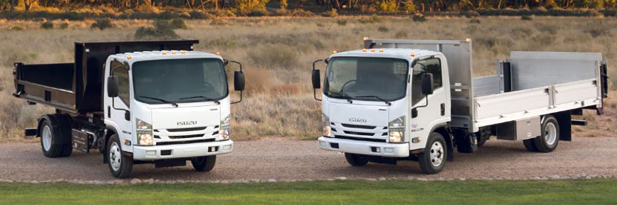 Should I Get a Gas or Diesel Isuzu work Truck?