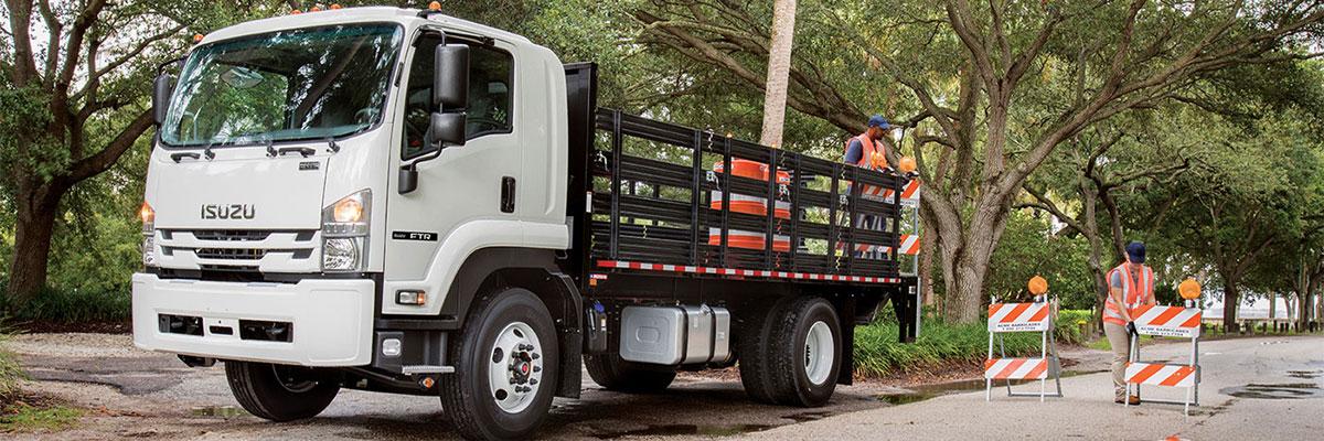 The Benefits of Isuzu Work Trucks