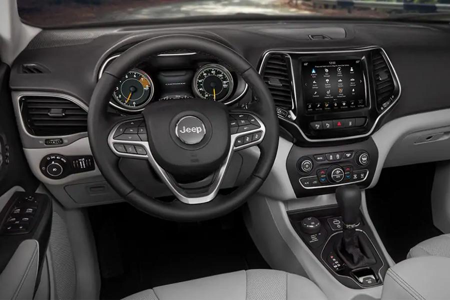 2021 Jeep Cherokee Technology