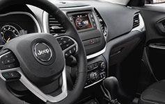 2016 Jeep Cherokee Latitude Uconnect 5.0